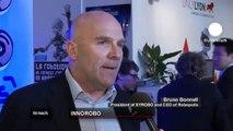 """euronews hi-tech - Innorobo : la """"robolution"""" est en marche"""