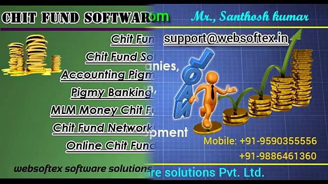 NBFC Software, Pigmy Software, Mortgage Software, RD FD Software Loan Software, Co-Operative