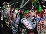 ARTCAR Ausstellung BMW Museum München Munich Kunst am Auto Design Künstler 2011 Kunst