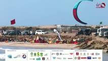 Prince Moulay El Hassan Kiteboarding World Cup - Main Event Waves