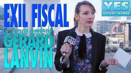 Exil fiscal, le coup de gueule de Gérard Lanvin - Duplex