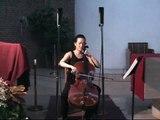 Soo Bae records Piatti for Naxos Records
