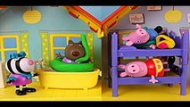 Peppa Pig Nickelodeon Peppa Pig Rainy Day New Animated Cartoon Peppa Pig 2015 Toy Collec