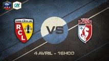 Samedi 4 avril à 16h00 - RC Lens (b) - Lille LOSC (b) - CFA A