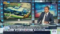Naturex publie ses résultats annuels: Olivier Rigaud – 01/04