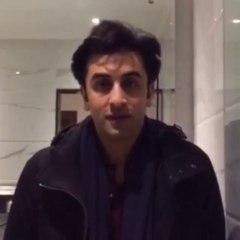 Ranbir Kapoor Sends A Video Message to Mawra Hocane