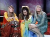 Cass Elliot,Joni Mitchell & Mary Travers - I shall be released (Mama Cass TV Show June 26 1969)