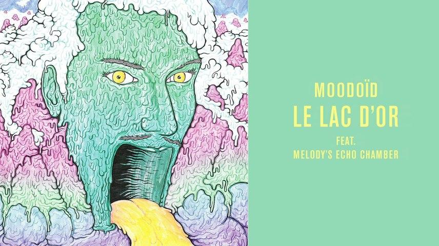 Moodoïd - Le lac d'or (Official Audio)
