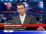 CouchSurfing featured on Portuguese TV news