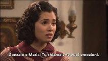 Gonzalo e Maria/Gonzalo y Maria. Puntata 562. Gonzalo propone a Maria di scappare insieme.