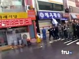Ex-Military Vets against South-Korean Riot Police Won Their Disputes - Inspiring or NWO Nightmare?