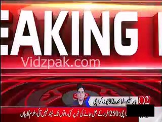 250 afraad zinda jalane ki khabar per kai raatein neend nahi ayein :- Culprit Shakeel records statement in Baldia Factory case