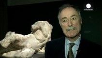 El Museo Británico de Londres explora la belleza de la escultura griega en una nueva exposición