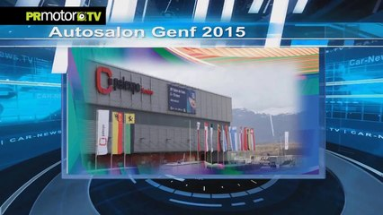 Salon de Ginebra 2015 - Los Highlights de Car News TV en PRMotor TV Channel (HD)