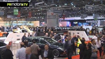Salon de Ginebra 2015 - Especial Mercedes Benz Car News TV en PRMotor TV Channel (HD)