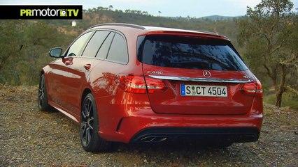 Mercedes AMG Clase C C63, C63s y C450 4Matic Car News TV en PRMotor TV Channel (HD)