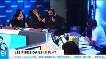 Poisson d'avril : Jérôme Commandeur imite le nouveau patron de Picard – Cyril Hanouna