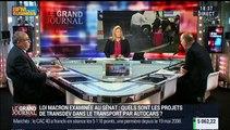 Jean-Marc Janaillac, PDG de Transdev (2/3) – 01/04