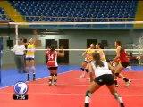 UNED y San José disputarán final del Voleibol Femenino