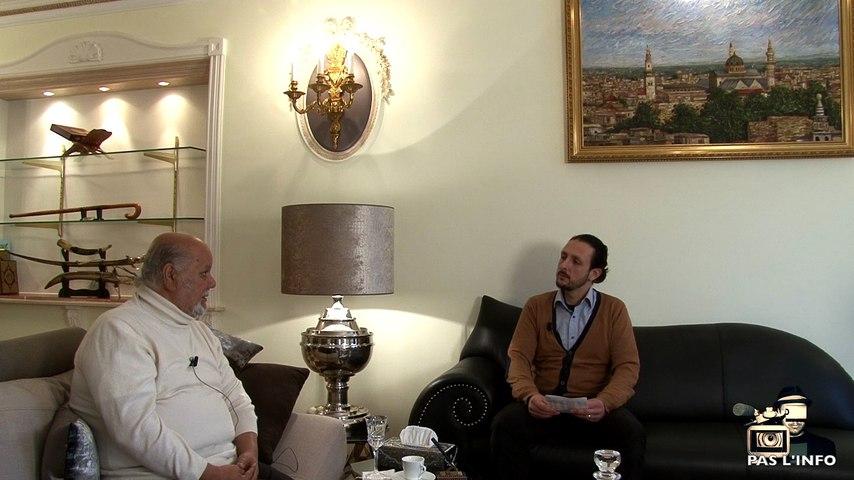 Pas l'info interview : Arabe sioniste compte à rebours (par Yahia Gouasmi)
