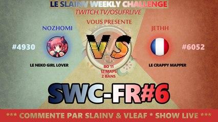 SWCFR#06 - Nozhomi -VS- Jethh