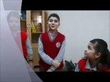 TEV İfakat Yavuz İlkokulu ve Ortaokulu öğrencilerimizin yeni yıl mesajları