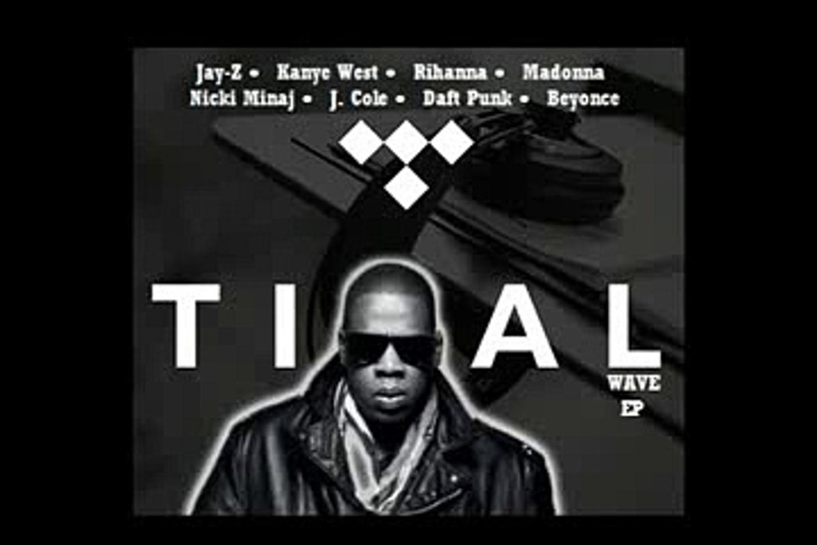 Jay Z - TIDAL (Remix) Feat. Daft Punk [TIDAL Wave EP]