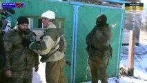 В Чернухино пленных солдат ВСУ обстреляли украинские заградительные отряды