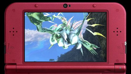 Xenoblade Chronicles 3D Let the Shackles be Released! Trailer de Xenoblade Chronicles 3DS