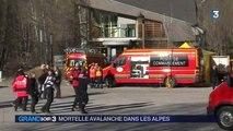 """Avalanches : """"journée noire"""" dans les Hautes-Alpes"""