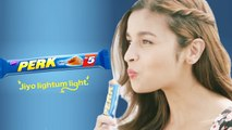Alia Bhatt's Cute Chocolate Ad - Watch Video