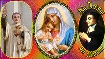 II-22b. Le pécheur converti par l'intercession de Marie (cantique de St Louis-Marie Grignion de Montfort)