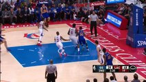 Stephen Curry Breaks Chris Paul's Ankles _ Warriors vs Clippers _ March 31, 2015 _ NBA 2014-15