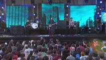 Death Cab for Cutie Performs Black Sun Show HD | Jimmy Kimmel