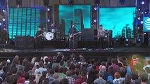Death Cab for Cutie Performs Black Sun Show HD | Jimmy Kimmel