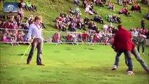 World's Craziest Sports- Fireball, Shin Kicking & More - YouTube