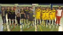 26 mars 2015 : DERBY, Douai Soccer VS Douai Gayant Futsal !!!