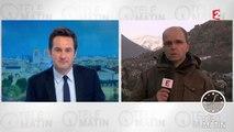 Une avalanche fait trois morts dans le massif des Écrins