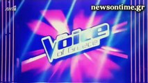 newsontime.gr - The Voice 2 «Blind Auditions»  Η έναρξη του έβδομου επεισοδίου.