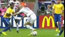 زيدان ضد البرازيل .... كما قال رونالدو حين روحنا نكورو ضد زيدان