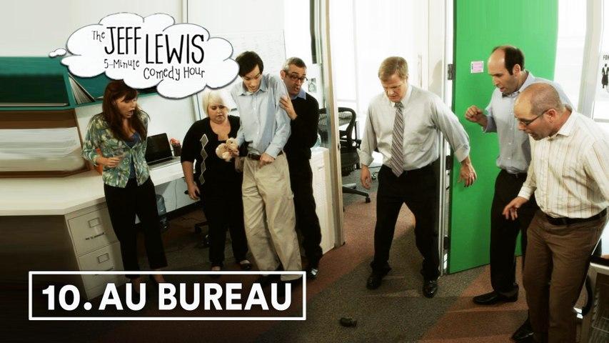 AU BUREAU - The Jeff Lewis Comedy Hour 1x10 _ VOST