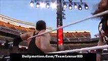 WWE WrestleMania 31 - 3/29/15 - Undertaker vs Bray Wyatt Highlights (HDTV)