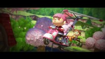 Wii U - Music of Mario Kart 8 Animal Crossing Trailer (Official Trailer - Nintendo Direct)