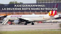 La seconde boite noire de l'A320 de Germanwings retrouvée