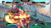 USFIV  Jayce the Ace vs EG Justin Wong - Capcom Pro Tour E3 Invitational