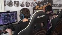 Bootcamp de l'équipe Millenium LoL avant la Gamers Assembly 2015