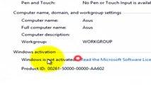 How to activate windows 8.1(make windows genuine)