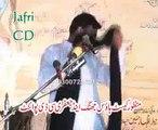 Zakir Izhar sherazi majlis jalsa 2015 Nasir notak
