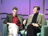 Stephen Fry & Hugh Laurie on Wogan
