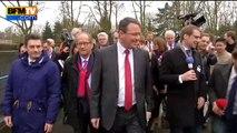 Echange tendu entre Guedj et Tron au conseil départemental de l'Essonne